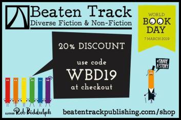 World Book Day coupon 2019